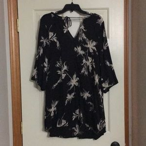 Amuse society tunic/mini dress